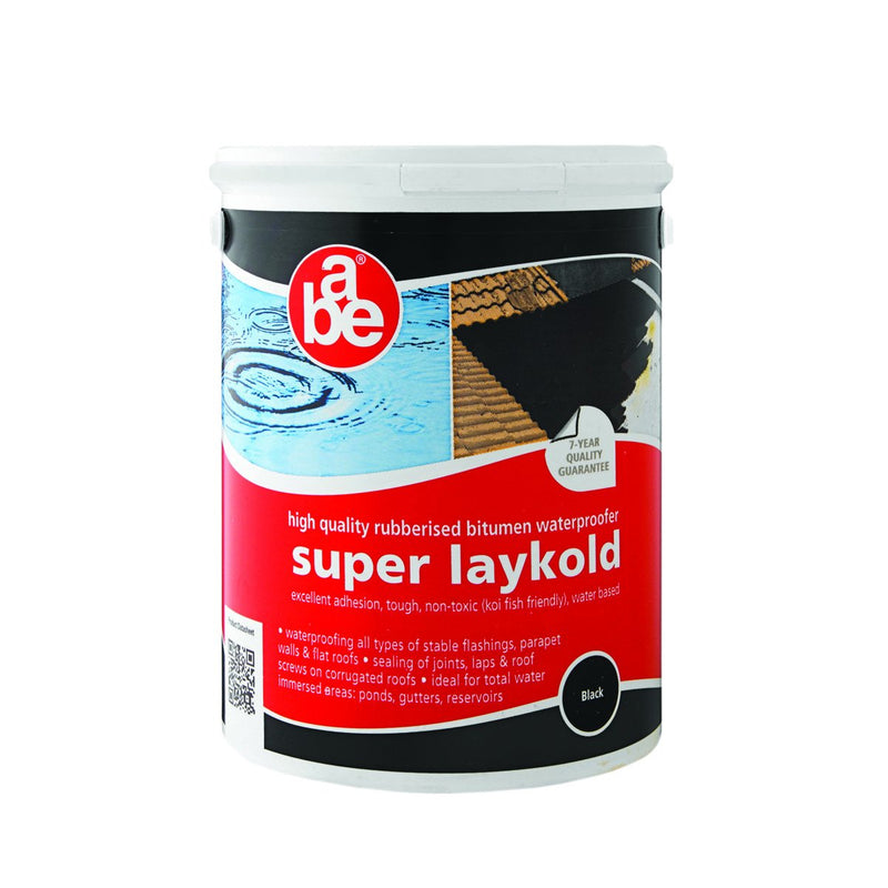 Abe Super Laykold Black