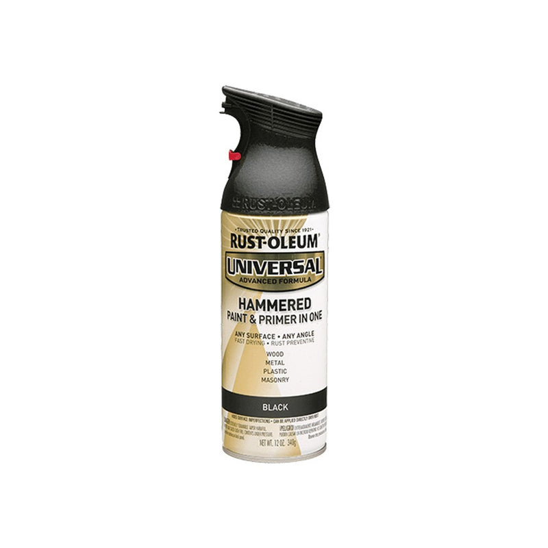 Rustoleum Rust Preventative Hammered All Colours 340G