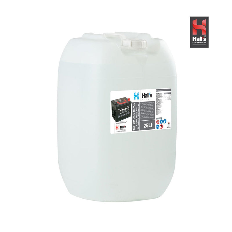 Battery Acid Hi Acid 25L