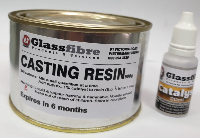 Casting Resin & Catalyst