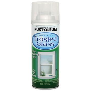 Rustoleum Rust Preventative Frosted Glass Clear 312g