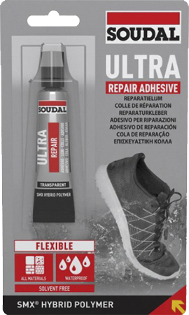 Soudal Ultra Clear 20ml