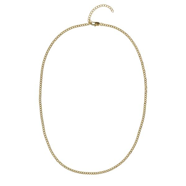 Cuban Chain Necklace Extra Thin