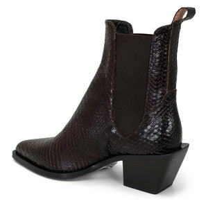 CROCCO BOOTS MED HÆL