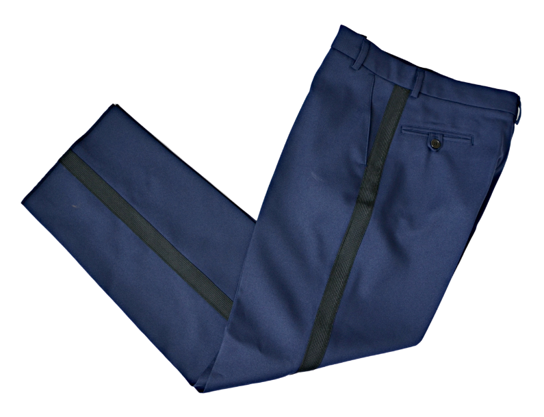 Dress Blue Pants