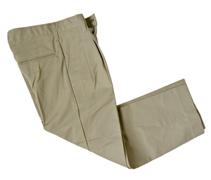 Khaki Pants - Men's Unhemmed