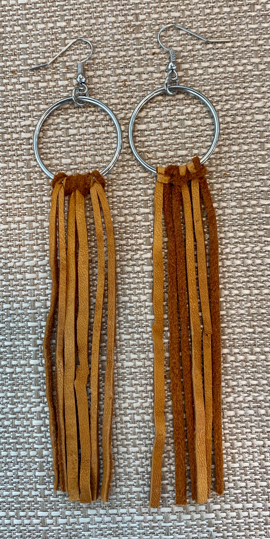 Fringed Out Earrings