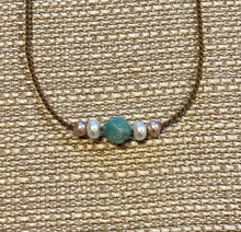 Load image into Gallery viewer, Tula Blue Mixed Bohemian Necklaces