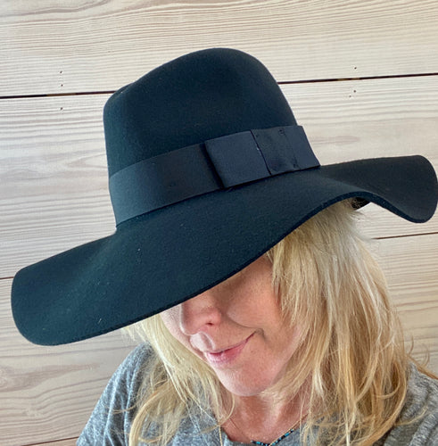 PIPER HAT - BLACK
