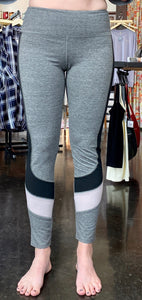 SECRET GREY LEGGINGS