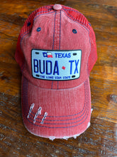 Load image into Gallery viewer, BUDA TX PONYTAIL HATS