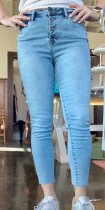 KARA HIGH RISE SKINNY