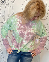 Load image into Gallery viewer, BE FREE TIE DYE TEE