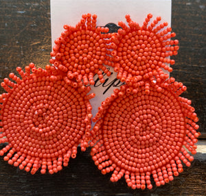 CORAL SUNBURSTS