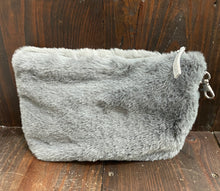 Load image into Gallery viewer, FAUX FUR POUCH