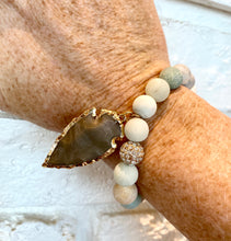 Load image into Gallery viewer, Jasper Collection - Solar Bracelet