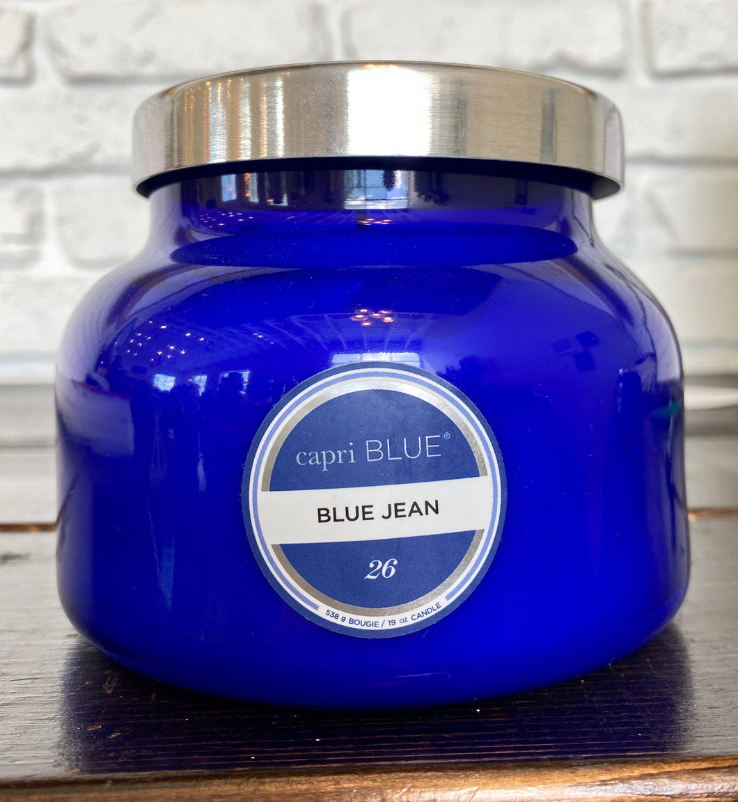 Blue Jean Signature Jar