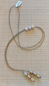 Blush Pearl Total Tula Necklace
