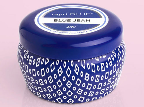 BLUE JEAN MINI TIN