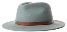 Load image into Gallery viewer, MESSER FEDORA - CYPRESS/BROWN