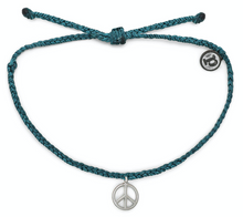 Load image into Gallery viewer, PEACE SIGN BRACELET