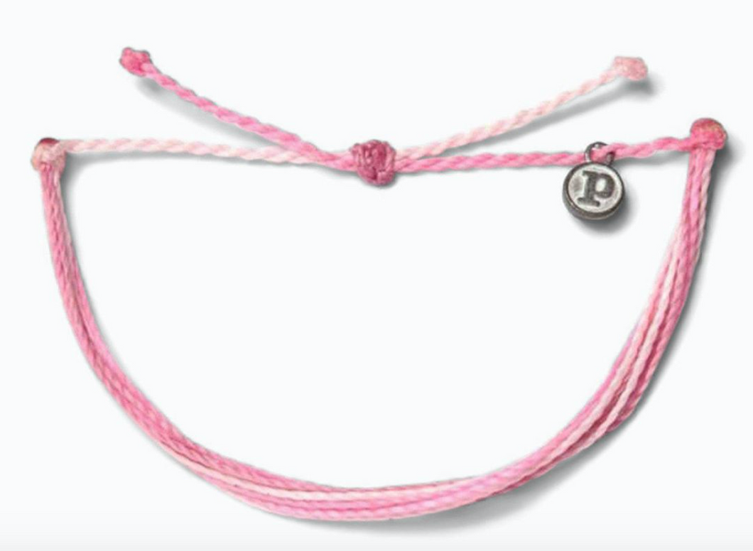 BOARDING 4 BREAST CANCER CHARITY BRACELET