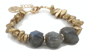 GOLD CRUSH BRACELET