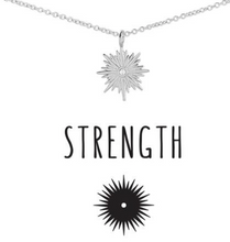 Load image into Gallery viewer, STRENGTH NECKLACE