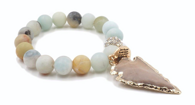 JASPER COLLECTION - SOLAR BRACELET