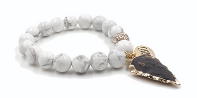 JASPER COLLECTION - PEPPER BRACELET