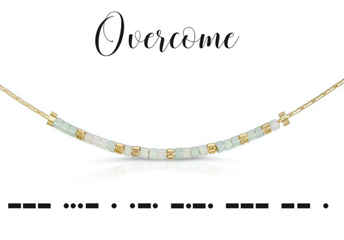 OVERCOME NECKLACE