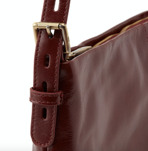 DRIFTER CROSSBODY IN CHOCOLATE