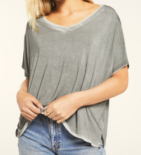 Load image into Gallery viewer, Mischa Sleek V-Neck Tee