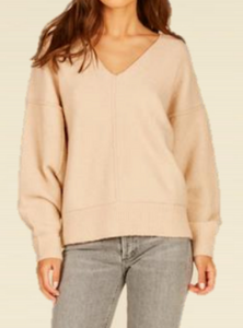 Cozy Camel Pullover Sweater