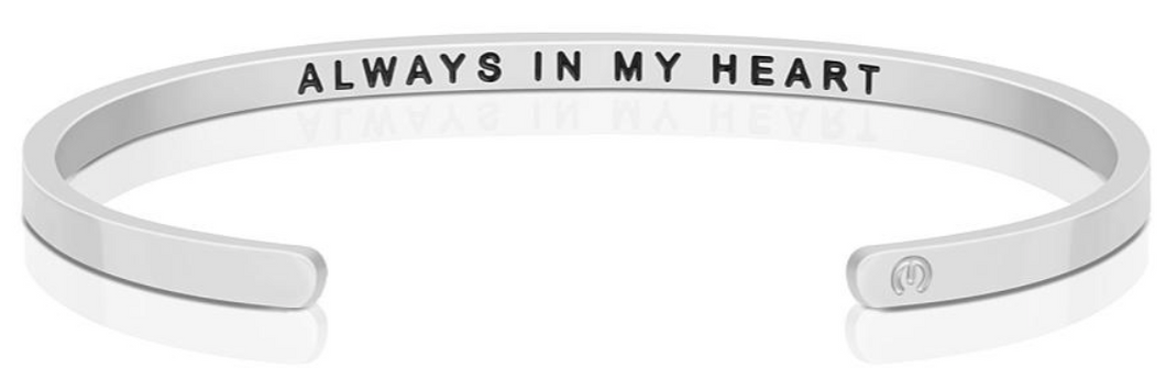 Always In My Heart (within) - Silver