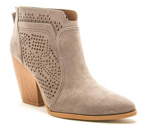 Stanley Grey Booties