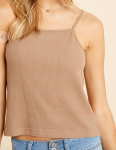Taupe Cami