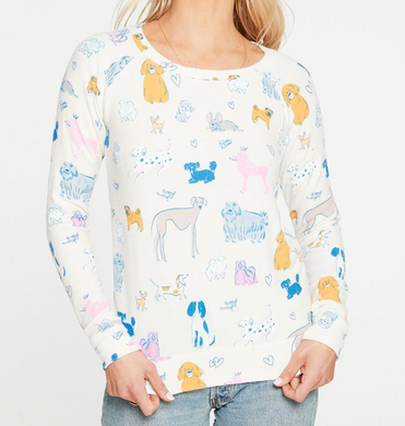 All Over Dog Charity Sweatshirt