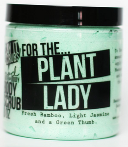 Plant Lady Sugar Scrub