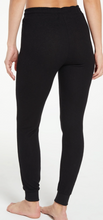 Load image into Gallery viewer, The Marled Jogger in Black