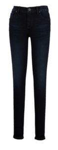 Mia High Rise Skinny Jeans in Flight