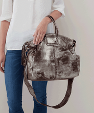 Load image into Gallery viewer, Sheila Travel Bag in Heavy Metal