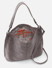 Load image into Gallery viewer, Pier Convertible Cross Body in Titanium