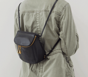 Stream Convertible Crossbody Backpack