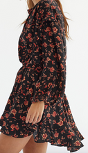 Load image into Gallery viewer, Flower Fields Mini Dress