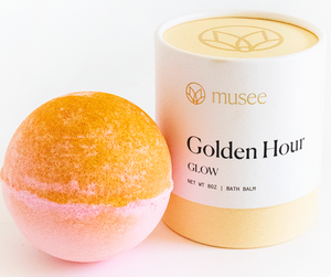 Golden Hour Bath Balm