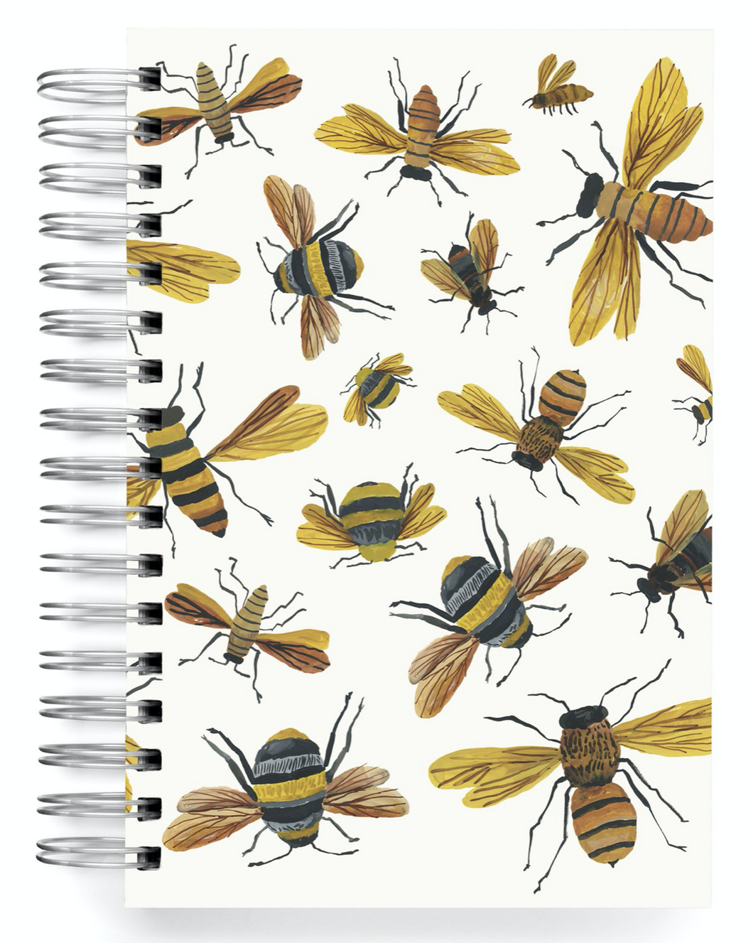 Bees Buzzing Journal