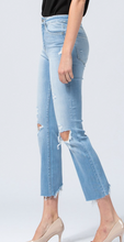 Load image into Gallery viewer, Lani High Rise Straight Jeans