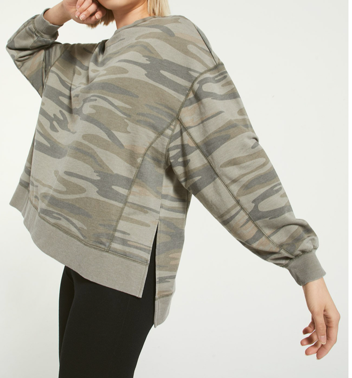 Modern Camo Weekender in Camo Light Sage