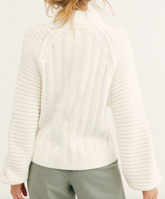 Load image into Gallery viewer, Sweetheart Sweater in Ivory